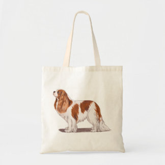 Bag: Cavalier King charles spaniel Tote Bag