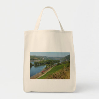 Bag central Rhine Valley with Lorch