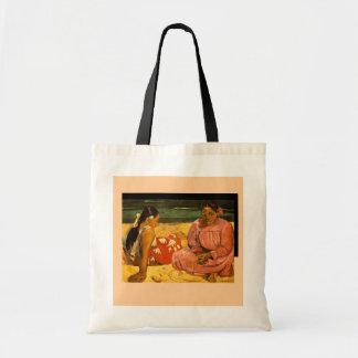 Bag-Classic Art-Gauguin-Femmes-Tahiti Tote Bag