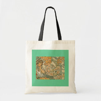 Bag-Classic Art-Mucha 1 Tote Bag