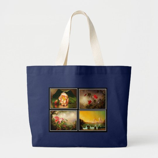 Bag-Classic/Vintage-Martin HeadeCollection Large Tote Bag