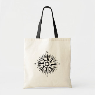 Bag: Compass rose Tote Bag