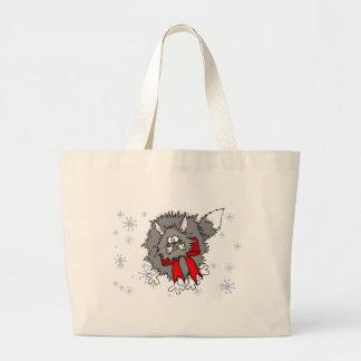 Bag - Crazy Cat Christmas