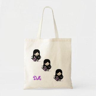 Bag Dolls Bolsa Para Compras
