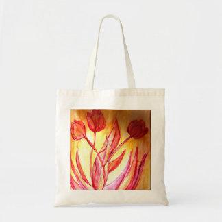 Bag Ecobag Tulipas