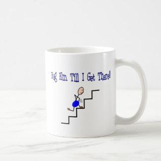"""Bag Em Till I Get There"", Respiratory Gifts Coffee Mug"