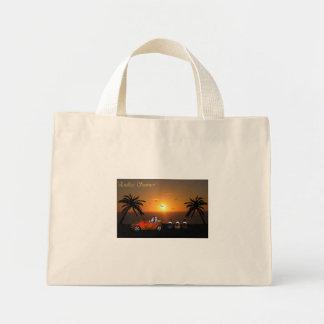 Bag featuring 3 Dutch Rabbits