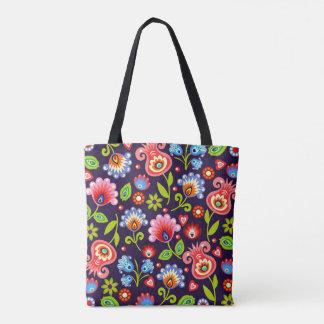 Bag flower folk