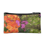 Bag for emergency touch-up basics LADY BUG FLOWERS Makeup Bags