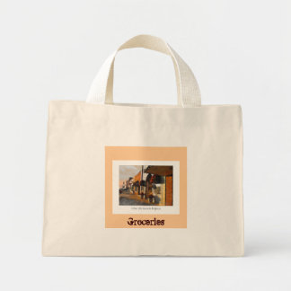 Bag for Groceries or Books