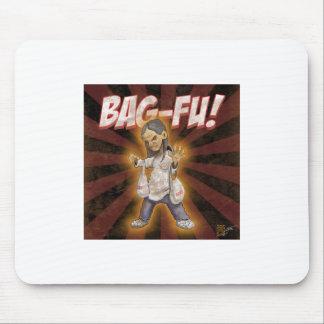 Bag-Fu!: The Mousepad!