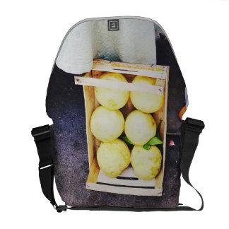 Bag full of lemons