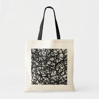 Bag Grunge Art Abstract