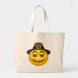 Bag - Happy Thanksgiving Pilgrim