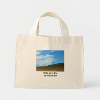 Bag -  Help save the environment