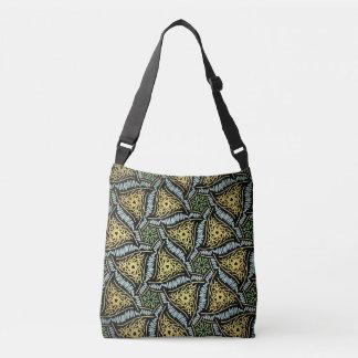 Bag hold-all Jimette green and black gray Design