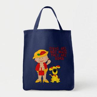 Bag Kid's Girls Diva Girl Dog
