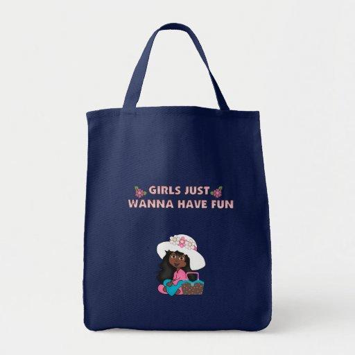 Bag Kid's Girls Have Fun Girl