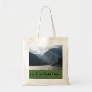 Bag, Let Your Light Shine! Tote Bag