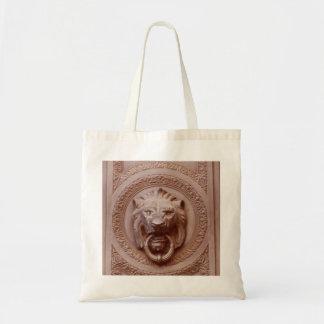Bag - Lion's head door knocker