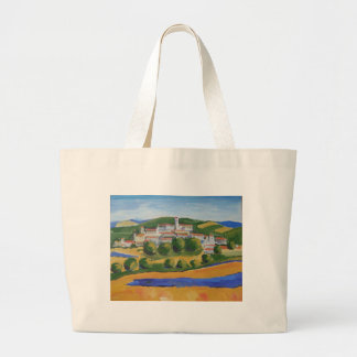 Bag: Little view of Italy Jumbo Tote Bag