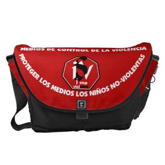 Bag-Messenger-Proteger-Ninos Courier Bag