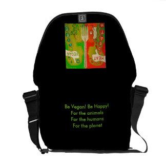 Bag Messenger Vegan Meatus