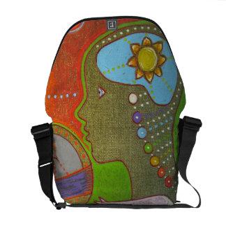 Bag messenger vegan will chakras sun