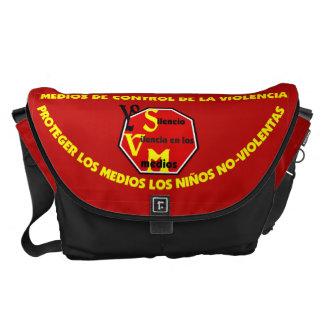 Bag-MessengerProteger-Ninos isMvR&Y Messenger Bag