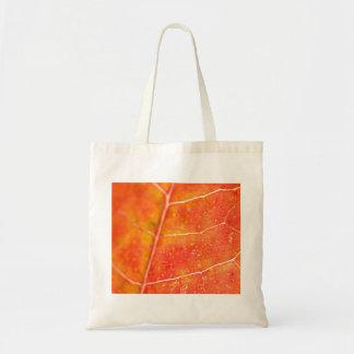 Bag-Nature-Orange Leaf