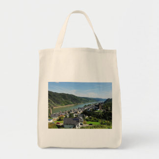 Bag Oberwesel in the central Rhine Valley