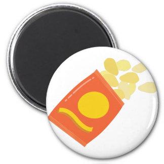 Bag of Chips Magnet