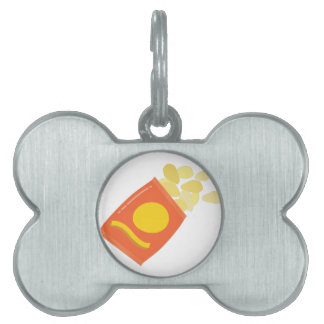 Bag of Chips Pet ID Tag