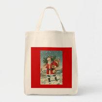 Bag of Christmas lines very organic