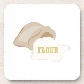Bag Of Flour Beverage Coaster
