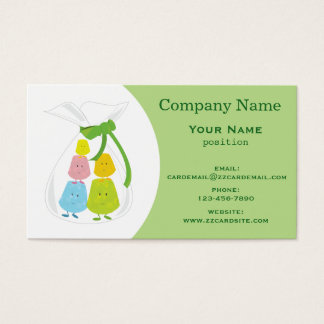 Bag of Gumdrops Business Card