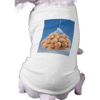 Bag of nuts doggie tee