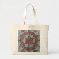 Bag - Quilter's tote Jumbo Tote Bag