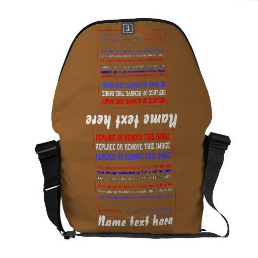 Bag Rickshaw Over 40 Template Colors Customize Commuter Bag