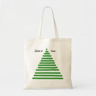 Bag - Save a tree
