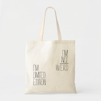 Bag showing you being special