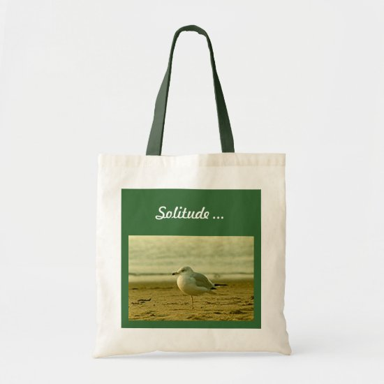 Bag - Solitude ... Seagull