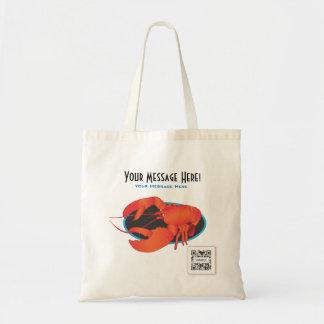 Bag Template Lobster