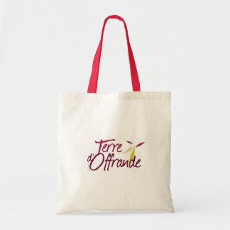 """Bag """" Terre d'Offrande """""""