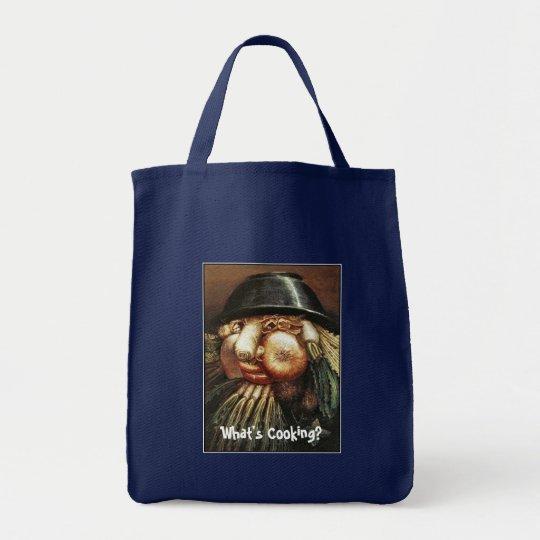 Bag: The Chef - by Giuseppe Acrimboldo Tote Bag
