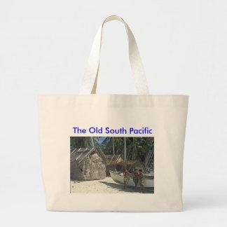 Bag, Three Kids on Beach