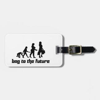 Bag to the Future Bag Tag