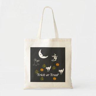 Bag - Trick or Treat