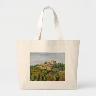 Bag: View in Tuscany