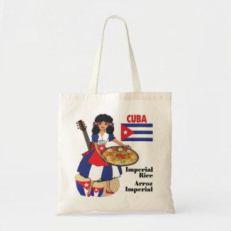 Bag w/illustration - Cuba - Imperial Rice